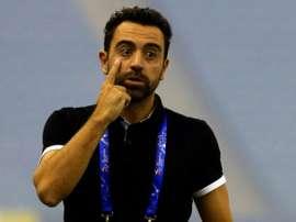 Xavi's Al Sadd beaten in quarter-final first leg