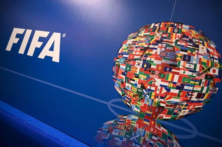 FIFA council member Mahfuza Akhter has made comments. AFP