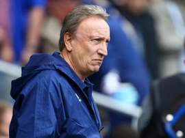 Warnock's side are in bad need of a win. AFP