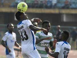 Nigerian sides find out Champions League draw. AFP