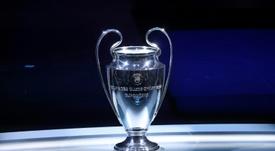 ¿Una final de la Champions en Estados Unidos? AFP