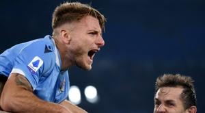 Lazio and Napoli ease into Italian Cup quarters. AFP