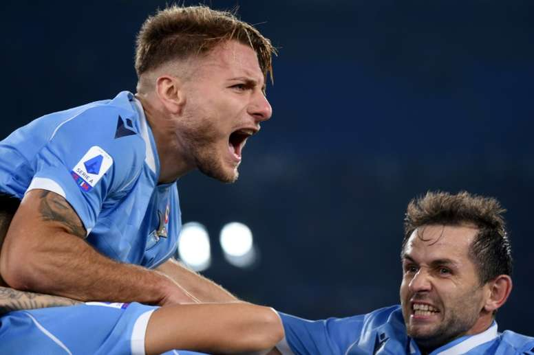 Lazio and Napoli ease into Italian Cup quarters. AFP