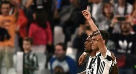 Costa didn't choose Ronaldo. AFP