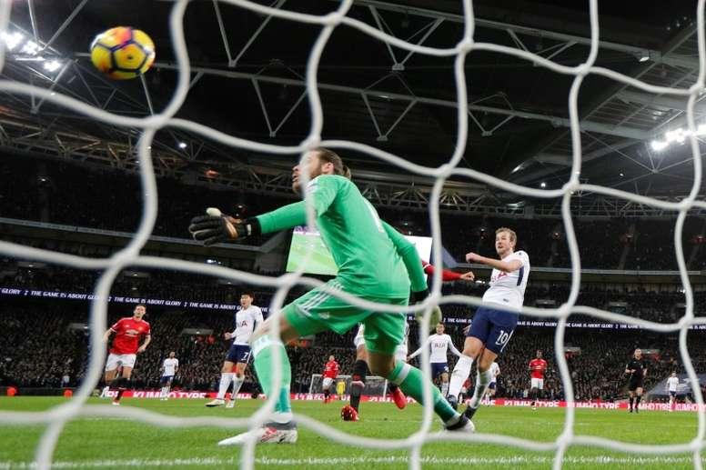 De Gea is one of three goalkeepers on PSG's wishlist. AFP