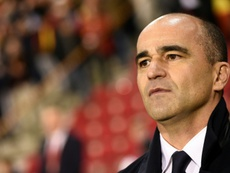Belgium coach Martinez extends contract until 2022. AFP