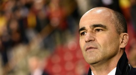 Belgium coach Martinez extends contract until 2022. AFP