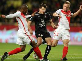 Sidibe's and Gilk's contract extension gives Monaco boost. AFP
