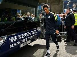 Uli Hoeness annonce l'arrivée de Leroy Sané au Bayern. AFP