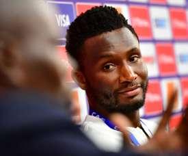 Obi Mikel poderia ter mudado sua carreira. AFP