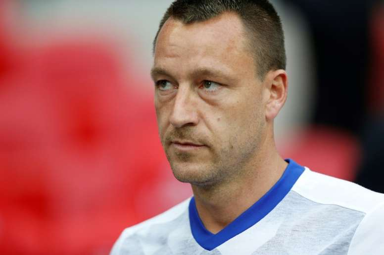Terry, candidato al banquillo del Bournemouth. AFP