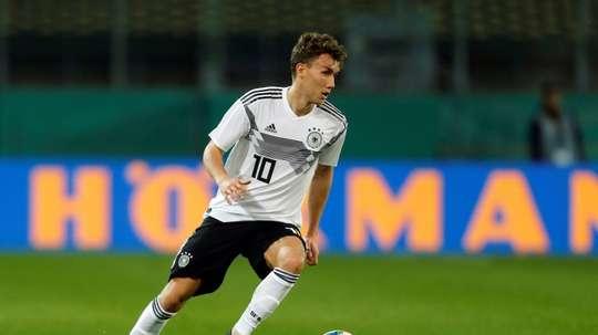 Holders Germany into semis at Euro U21 championships