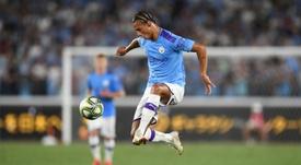 Sagnol critica Sané. AFP