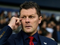 Shewsbury Town manager Steve Cotterill. AFP