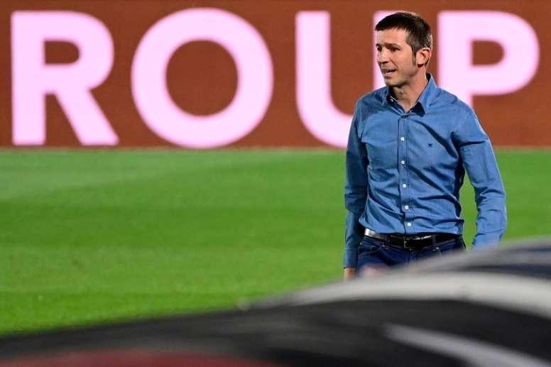 Valencia sack coach Celades after Villarreal loss. AFP