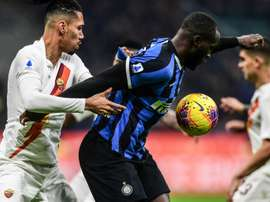 Inter held by Roma after racism storm, leaving Juve to eye top spot