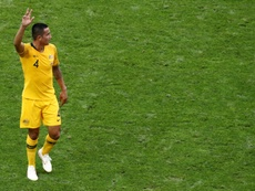 Cahill to make final Australia appearance on Tuesday. AFP