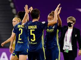 Holders Lyon, PSG set-up all-French Women's Champions League semi-final. AFP