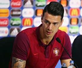 José Fonte vai jogar na China. AFP