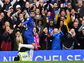 Loftus-Cheek will stay at Chelsea if he is guaranteed game time. AFP