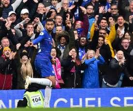 La demande spéciale de Loftus-Cheek pour prolonger à Chelsea. AFP