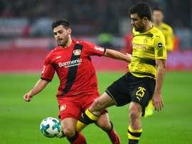 La línea defensiva es el punto a mejorar del Arsenal. AFP
