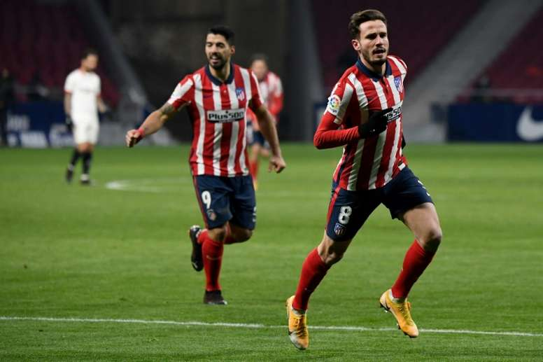 Atletico stretch Liga lead with Sevilla win
