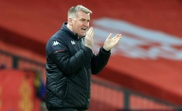 Dean Smith says his team are fully prepared for the match with Man City. AFP