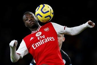El Arsenal no se baja de la pelea por Europa. AFP