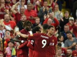Il Liverpool vince il secondo titolo dell'era Klopp. AFP