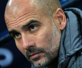 Guardiola comentó la situación de Brahim. AFP