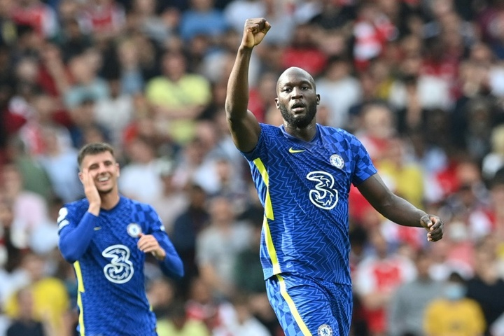 Chelsea vence na casa do Arsenal e mostra que não está para brincadeira. AFP