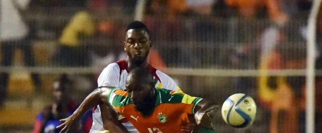 L'international malien a signé pour le Dinamo Moscou. AFP