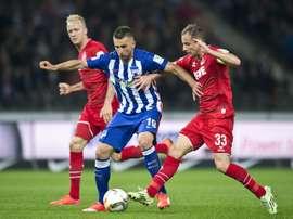 Ibisevic pode estar perto de rumar ao Bayern Munique. AFP