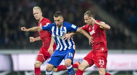 Ibisevic pode estar perto de rumar ao Bayern Munique. AFP