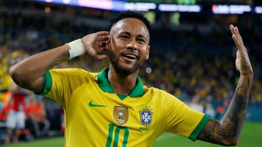 Neymar snags equalizer in return as Brazil draw Colombia 2-2 in friendly. AFP