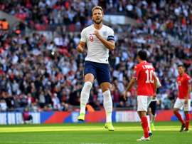 Kane treble fires England in Bulgaria rout. AFP