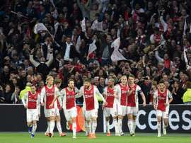 Ajax have to go through qualifiers again despite almost reaching the final. AFP