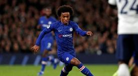 Juventus want him. AFP