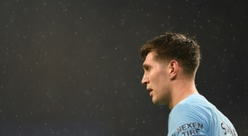 John Stones believes that adapting to Guardiola's philosophy has become second nature. AFP