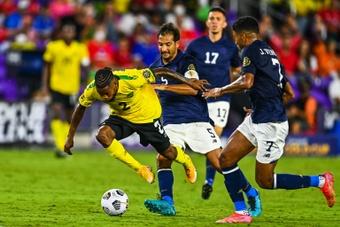 Les quarts de finale de la Gold Cup. AFP