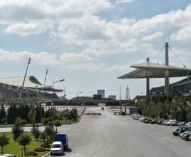 The Ataturk Olympic Stadium is the proposed host stadium for the final. AFP