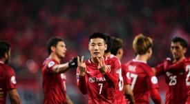 China busca opciones para su próximo partido. AFP
