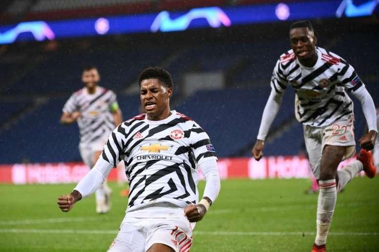 Rashford sinks PSG again as Koeman's Barca send message
