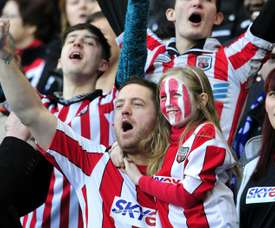 Brentford supporters have seen their chief executive resign.