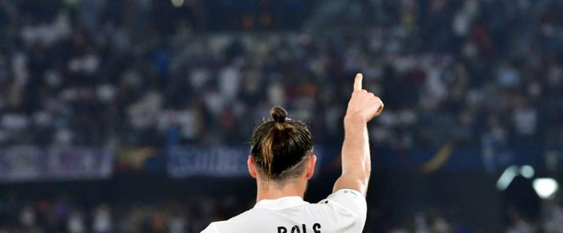 Bale paved the way. AFP