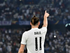Bale paved the way. AFP