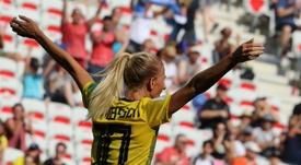 La Svezia conquista il terzo posto nel Mondiale. EFE