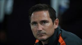 Lampard considerou estranha a escolha da FIFA ao premiar Bielsa por Fair Play. AFP