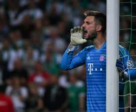 Sven Ulreich is in Germany's squad for the first time. AFP